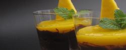 Chocado Mousse & Mango